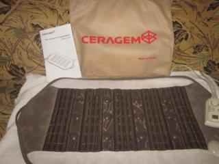 Тепловой матрас Ceragem