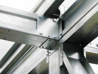 Металлические конструкции: ангары, склады, холодильники, фермы...