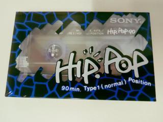 "Аудиокассеты ""SONY HIP POP 90"", ""Для Вас Женщины"", Модерн Токинг."