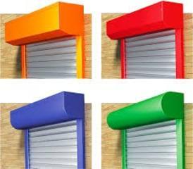 Фирма предлагает вам недорого роллеты на окна двери, гаражные роллеты,