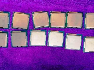 Распродажа. Процессоры i3, i5, i7, AM2, AM3, 775