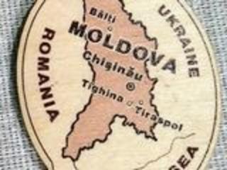 Магниты деревянные Молдова