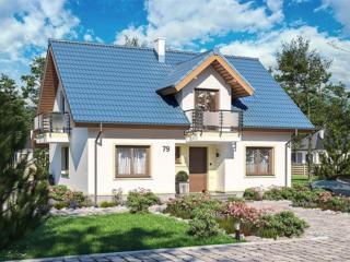 Современный новый дом по цене квартиры