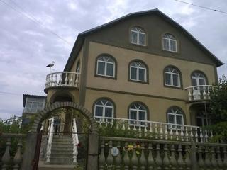 Новый дом со всеми удобствами