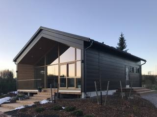 Строительство энергоэффективных домов под ключ от 200 евро/м. кв.