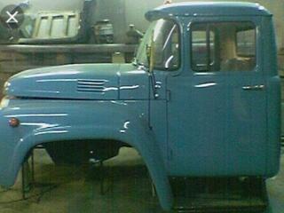 Куплю кабину ЗИЛ 130(1 компекции)В СБОРЕ.