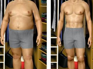 Похудение без медикаментов и диет.