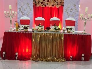 Свадебное оформление, декор и выездная роспись