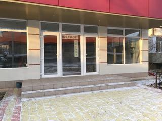 Коммерческое помещение в центре г. Каушаны Causeni