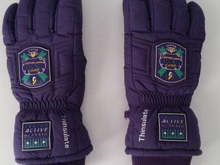 Новые зимние перчатки на взрослого