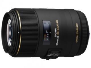Объектив Sigma AF 105mm f/2.8 EX DG OS HSM Macro Canon EF- 5.500руб