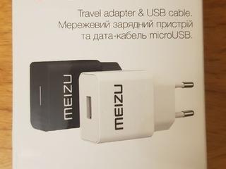 Зарядка Meizu 2А