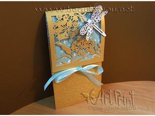 Подарки и открытки ручной работы