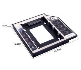 HDD карман для ноутбука SATA-III для 2-го HDD/SSD