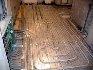Установка, ремонт, полипропиленовые трубы, металлопласт под пресс