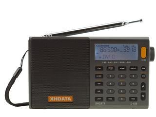 Xhdata D-808. Tivdio V-115.Tecsun PL 118 радио FM/AM/SW. MP3 плеер ди