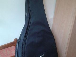 Утеплённый чехол для гитары - новый!