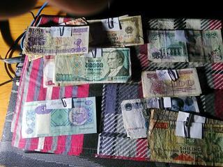 Бумажные и металлические деньги