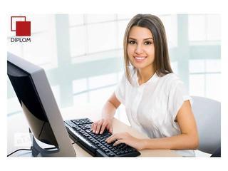 В Diplom требуется переводчик офис-менеджер