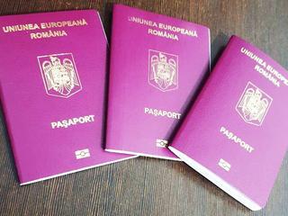 Paşaport Român, timp de 2 săptămîni. Valabil 10 Ani