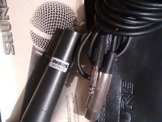 Микрофоны SHURE SM 58 LC