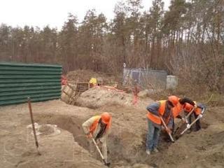 Водопровод канализация сантехник копка рытье земляные работы демонтаж