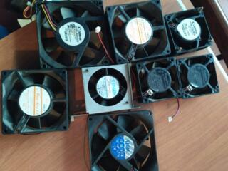 Вентиляторы (24V)