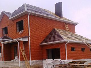 Строительство коттеджей, домов под ключ!