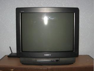 Продам телевизор Sony Trinitron KV-M2100K - 500 рублей