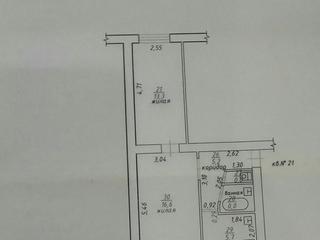 Продам 2-к квартиру в поселке Красное или обмен предлагать варианты