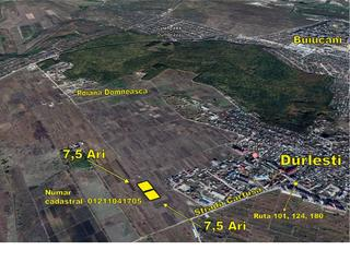 7,5 Ari Sub Constructie Durlesti----10000 Euro 10 000 €