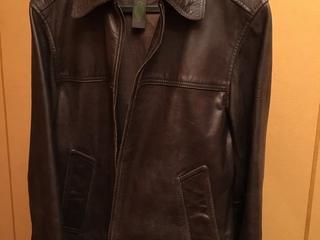 Продам куртку новую, натуральная кожа фирма Timberland, размер М