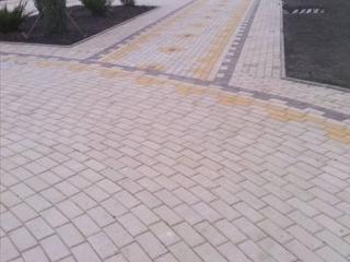 Укладка тротуарной плитки. Тротуарная плитка от производителя.