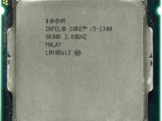 Продам процессоры i5-2300 1155, Ам3