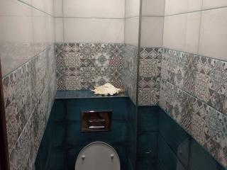 Все виды ремонта в ванной комнате и санузле. Фото мои не с интернета.