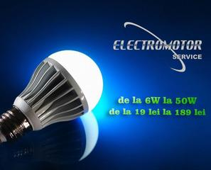 Becuri LED Светодиодные лампы