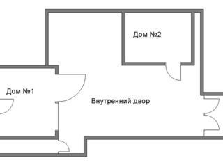 Два домика на лимане с внутренним двориком. ОРЛ Нептун №62-63.