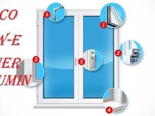 Reparația rolete ușilor, ferestrelor pvc. Regularea ferestrelor