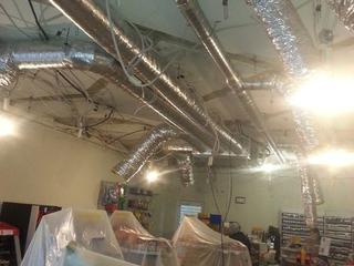 Бригада монтажников вентиляционных систем ищет работодателя