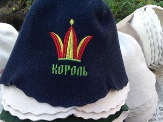 Pălării pentru sauna