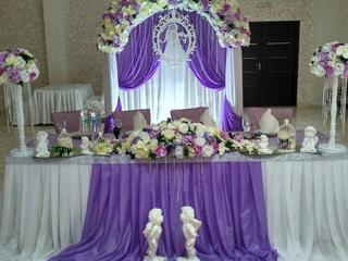 Декор зала, авто. Продажа мелкой свадебной атрибутики.
