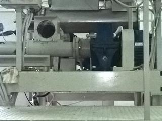 Линия для производства макаронных изделий.