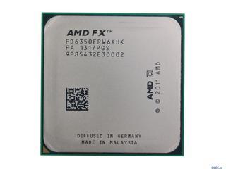 Продам процессор FX-6350