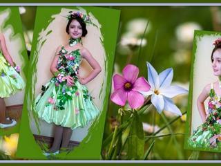 Прокат детских весенних костюмов