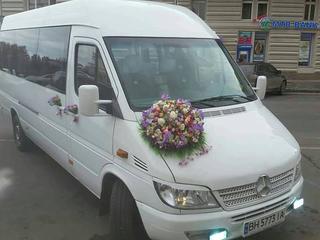 Авто на свадьбу, (Mercedes Sprinter, Sonata YF, Vito) Владельцы авто