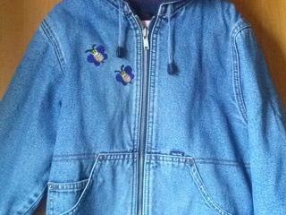 Продается двухсторонняя куртка детская