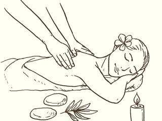 Профессиональный оздоровительный массаж стаж работы 20 лет