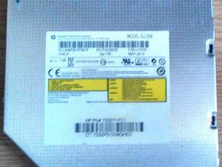 DVD-RW привод Hewlett-Packard