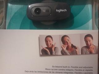 Se vinde HD Webcam de la compania LOGITECH. 720p; 3MP