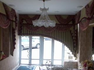 Пошив штор и элементов декора для Вашего интерьера